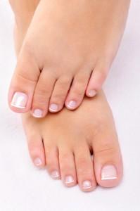 Foot Scrub for Pretty Feet