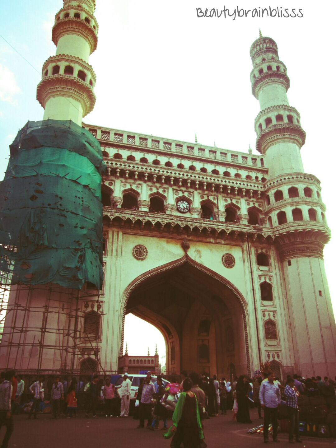 AMAZING HYDERABAD   a new series .