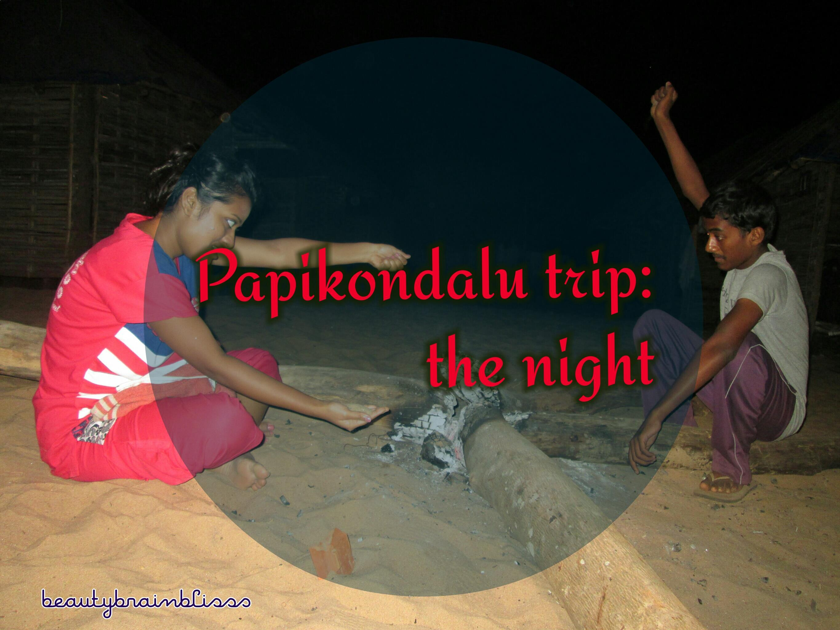 Night In the Cozy Hut: Papikondalu trip
