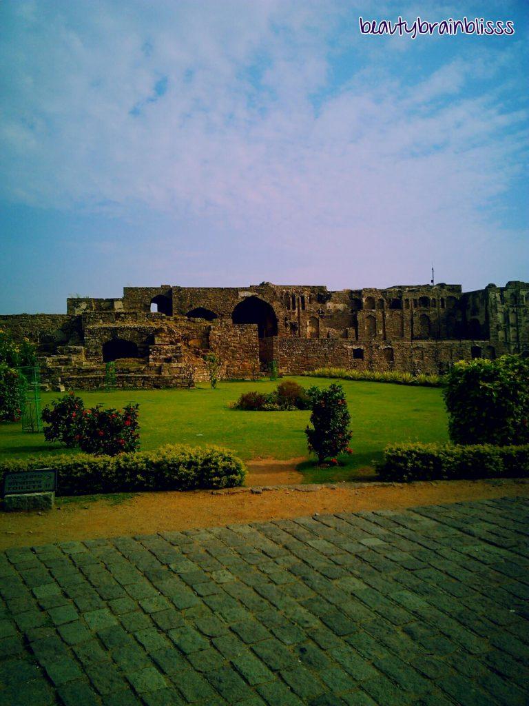 Golkona fort