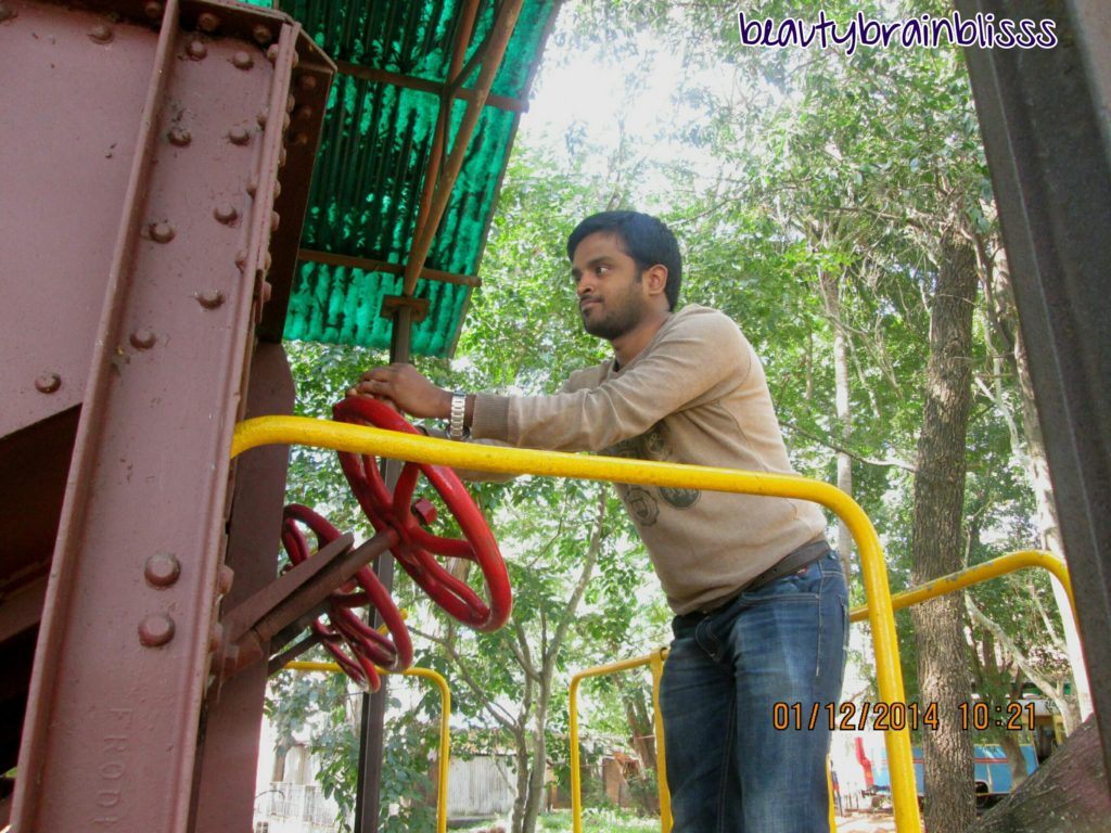 Rail mUseum, Mysore